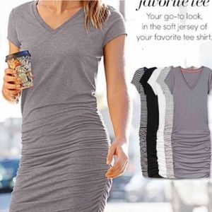 Athleta tee dress XS Petite